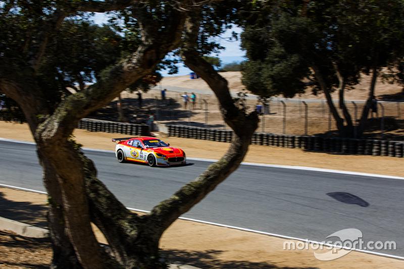 #66 Maserati GranTurismo Maserati Corse: Jeff Courtney