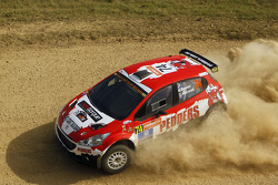 Марк Педдер и Глен МакНилл, Peugeot 208 Maxi
