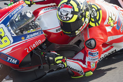 Anndrea Iannone, Ducati Team