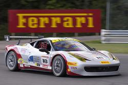 #18 Ferrari of San Francisco Ferrari 458TPAM: James Weilта