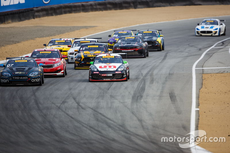 Race re-start