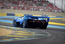 Der Bugatti Vision Gran Turismo
