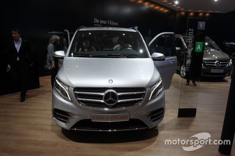Mercedes V Class AMG LINE