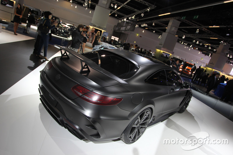 Mansory S63 Coupe Black
