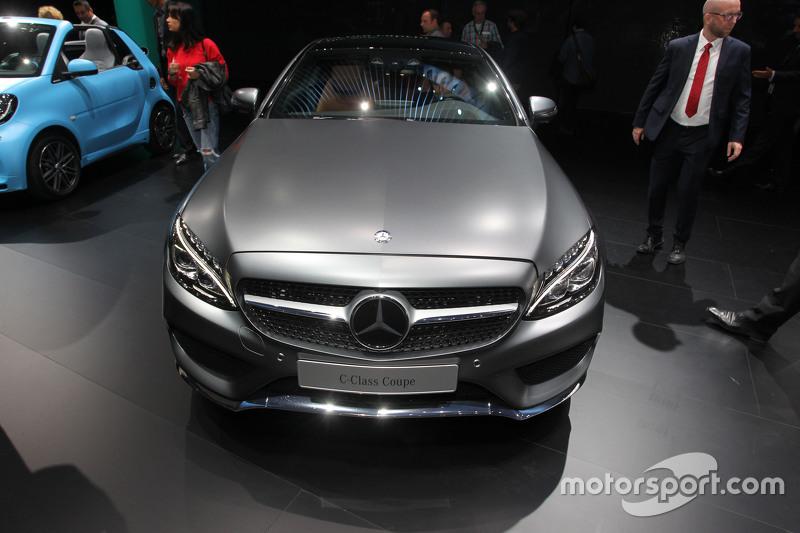Mercedes C Class Coupe