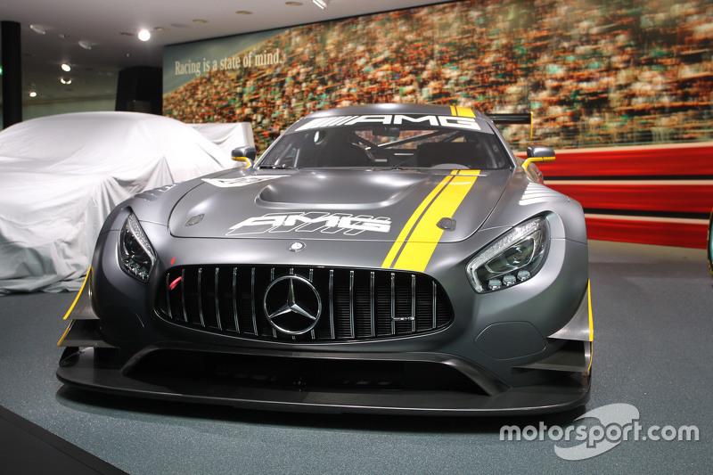 Mercedes Gt3 2016
