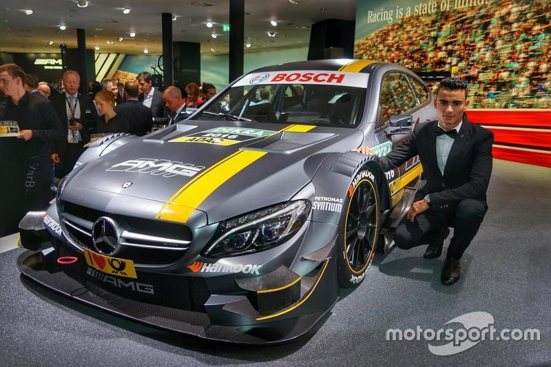Pascal Wehrlein, Mercedes-AMG C 63 DTM