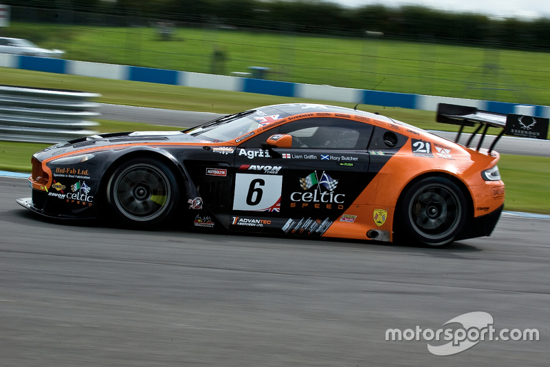 #6 Oman Racing Aston Martin Vantage GT3: Liam Griffin, Rory Butcher