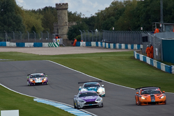 GT4: cars down the Back Straight