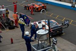 #48 Fox Motorsport G55 Ginetta GT4: Paul McNeilly, Jamie Stanley