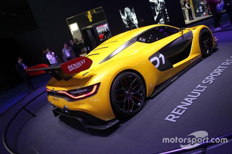 Renault Sport RS02