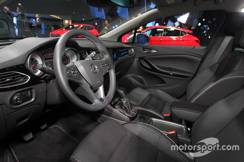 Opel Astra tourer
