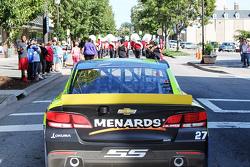 Пол Менард, Річард Чілдресс Racing Chevrolet visits Martinsville Speedway