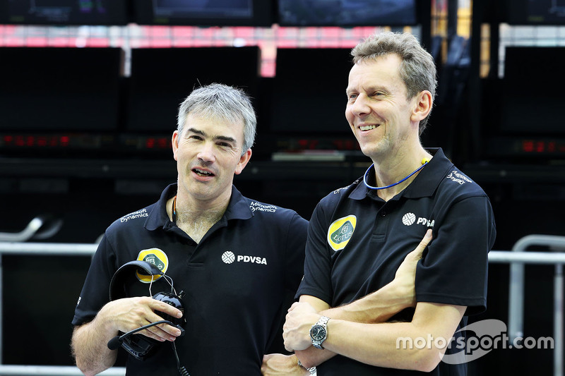 Нік Честер, технічний директор Lotus F1 Team