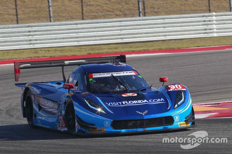 #90 VisitFlorida.com Racing Corvette DP: Річард Вестбрук, Майкл Валіанте