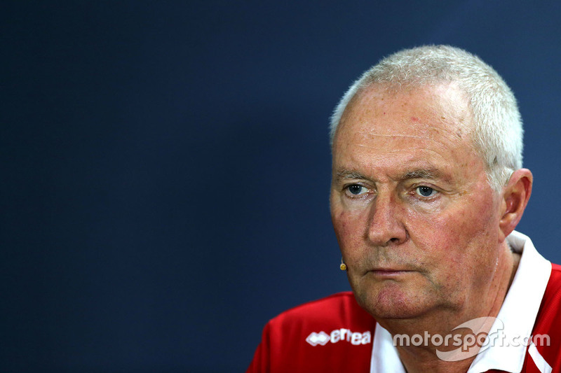 John Booth, Team Principal, Manor F1 Team
