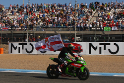Superbike-Weltmeister 2015: Jonathan Rea, Kawasaki