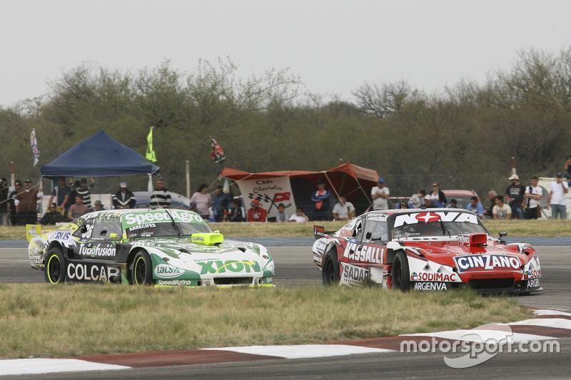 Матіас Россі, Donto Racing Chevrolet та Агустін Канапіно, Jet Racing Chevrolet