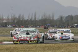 Facundo Ardusso, Trotta Competicion Dodge and Leonel Sotro, Alifraco Sport Ford and Norberto Fontana, Laboritto Jrs Torino