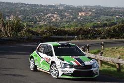 Umberto Scandola e Guido D'Amore, Skoda Motorsport Italia