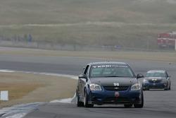 #98 Team Cobalt California Chevrolet Cobalt: Divina Galica, Serena Traver