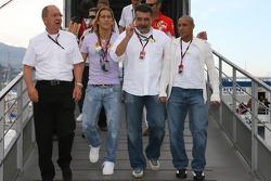 Michel Salgado, Real Madrid, Football Player, and Roberto Carlos, Real Madrid, Football Player