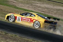 4e manche du championnat australien GT à Queensland