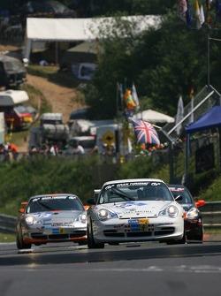 #32 Bale Motorsport Porsche 996 Cup: Daniel Lemm, Jürgen Bach