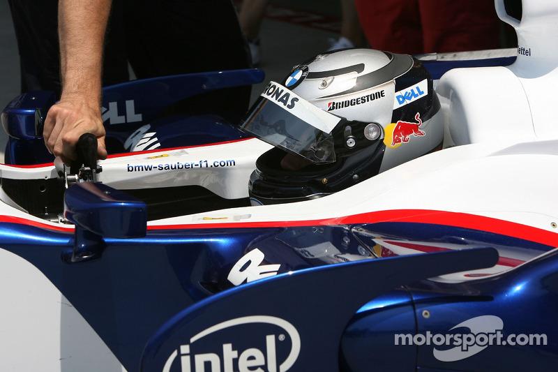 Sebastian Vettel, BMW Sauber F1 Team F1.07