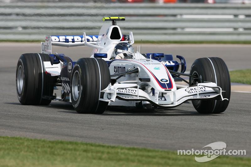 2007: BMW-Sauber F1 F1.07