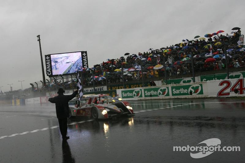 2007 - Audi R10 : Marco Werner, Frank Biela, Emanuele Pirro
