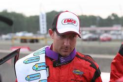 Race winner Jon Fogarty