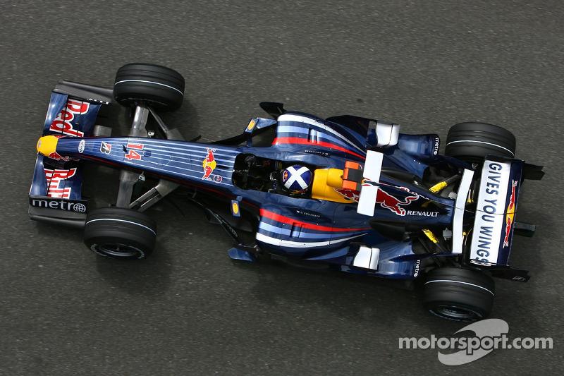2007 : Red Bull RB3