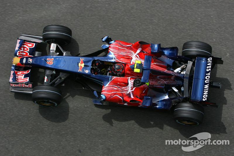2007 : Toro Rosso, STR2