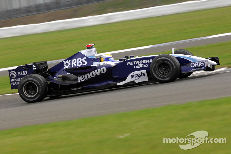 2007 : Williams FW29