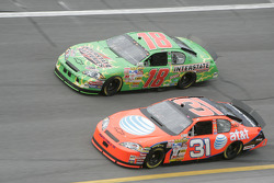 J.J. Yeley and Jeff Burton