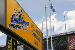 Welcome to Chicagoland Speedway