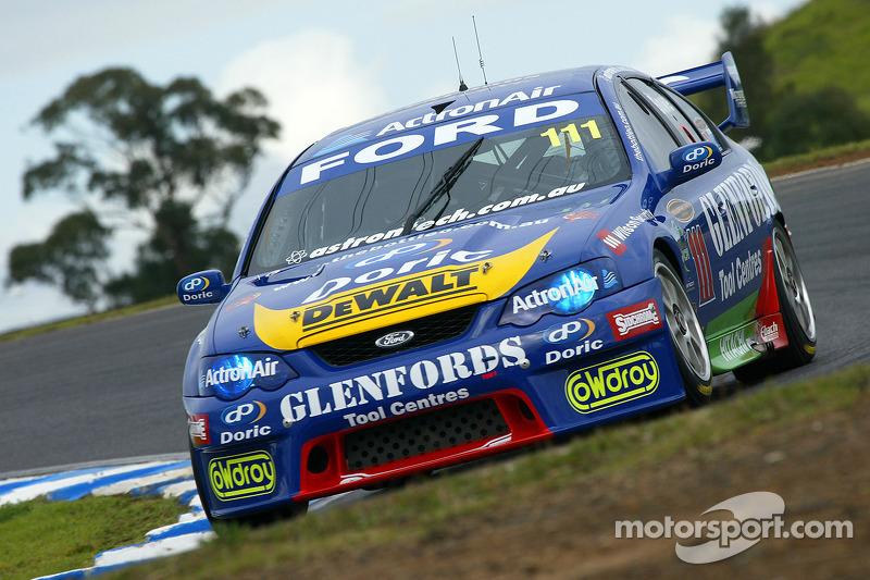 John Bowe (Glenfords Racing Ford Falcon BF)