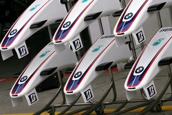 BMW Sauber F1 Team nose