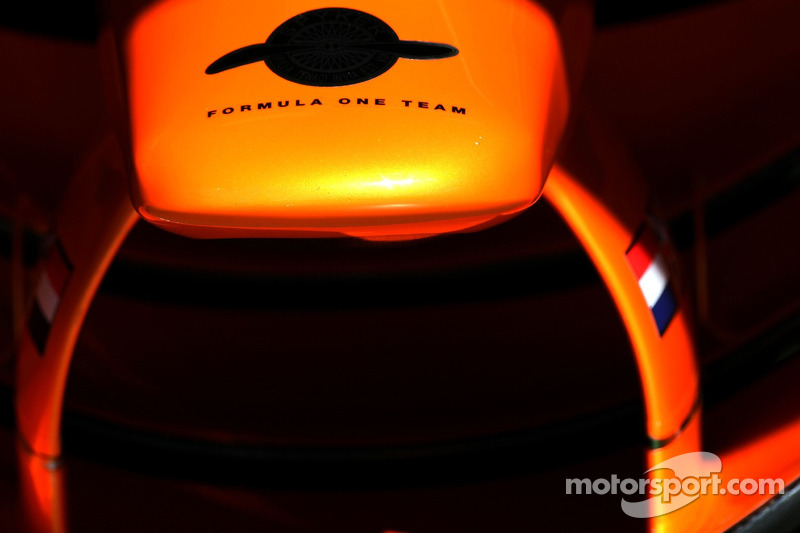 Ніс Spyker F1 Team