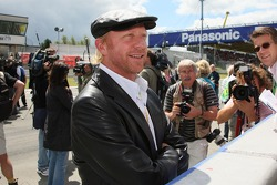 Boris Becker, Famous Ex-Tennis player