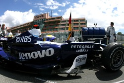 Ніко Росберг, WilliamsF1 Team