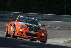#22 BMW M3 E46: Michael Tischner, Ulrich Becker, Klaus Engelbrecht Schnür, Klaus Völker