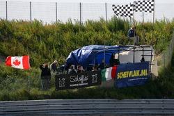 Fanclub of the Scheivlak corner