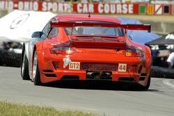 #44 Flying Lizard Motorsports Porsche 911 GT3 RSR: Seth Neiman, Lonnie Pechnik