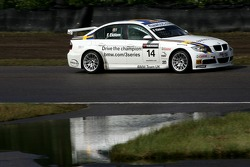Frederik Ekblom, BMW Team UK, BMW 320si WTCC