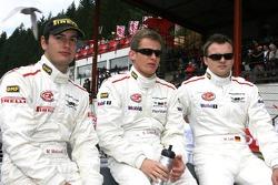 Emmanuel Collard, Matteo Malucelli and Marc Lieb