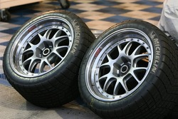 Michelin rain tires