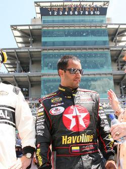Drivers introduction: Juan Pablo Montoya