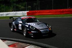 #177 G Private Racing Porsche 997 GT3 Cup: Otto Dragun, Mikael Forstein, Jörg Peham, Mathias Schmitter